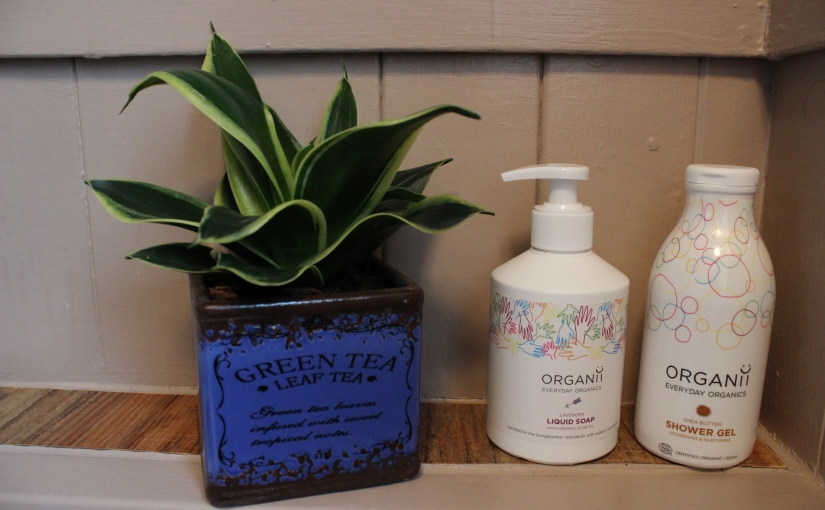 ORGANii: Soap & Shower Gel Review