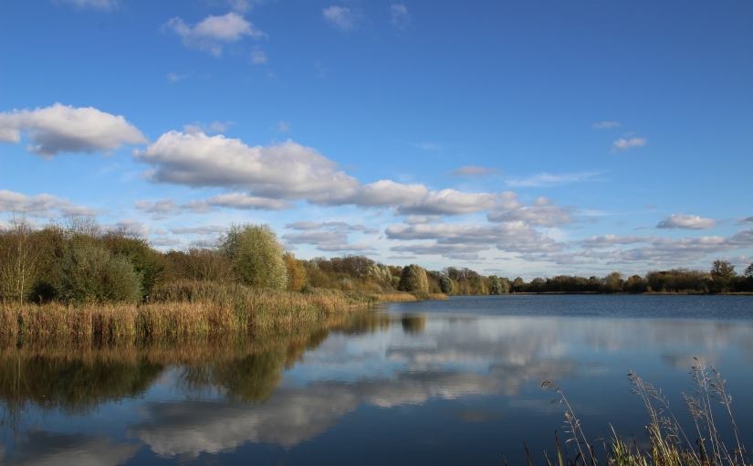 Autumn Walks: Hinchinbrooke Country Park in Cambridgeshire