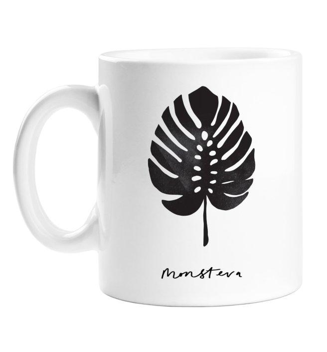 monstera-leaf-mug