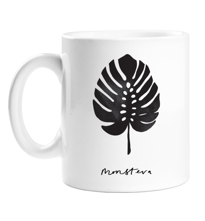 monstera-leaf-mug